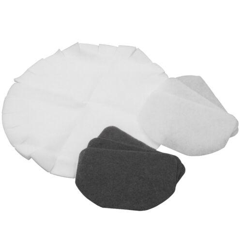 Papierfilter für DeLonghi F627 220V F628 Fettfilter Aktivkohlefilter