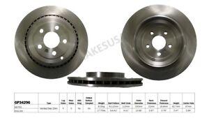 Disc-Brake-Rotor-fits-2005-2013-Mercedes-Benz-R350-GL450-ML350-BEST-BRAKES-USA