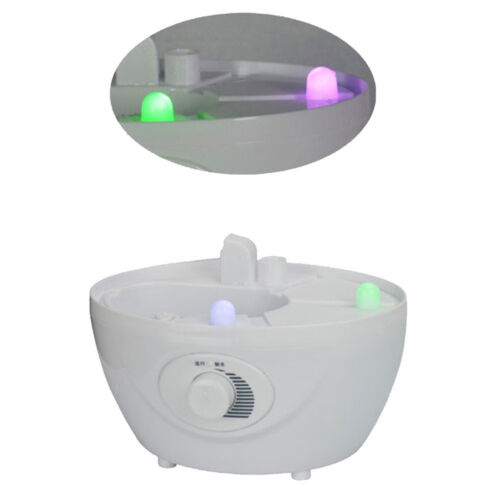 2.4L Ultrasonic Home Aroma Humidifier Air Diffuser Purifier Lonizer Atomizer