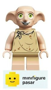 hp224 Lego Harry Potter 75968 - Dobby (Elf) Minifigure - New
