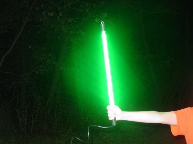 Sparky Elite night fishing light 24  -5630 led green 15' cord dimmer flasher