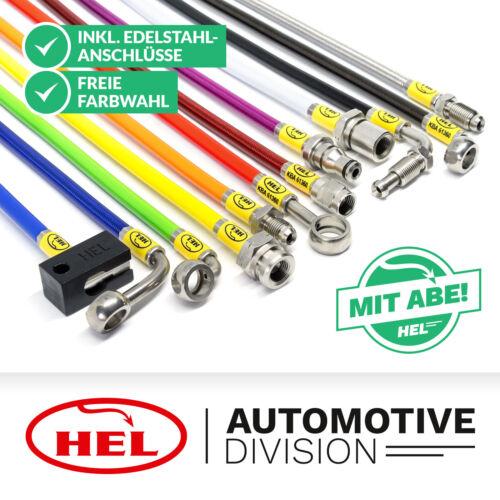 Stahlflex Bremsleitung Audi SQ5 8R mit ABE eintragungsfrei