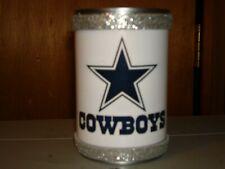 Nfl Dallas Cowboy Pen Can Holder Office Supplies Sports Souvenir Desk Acce