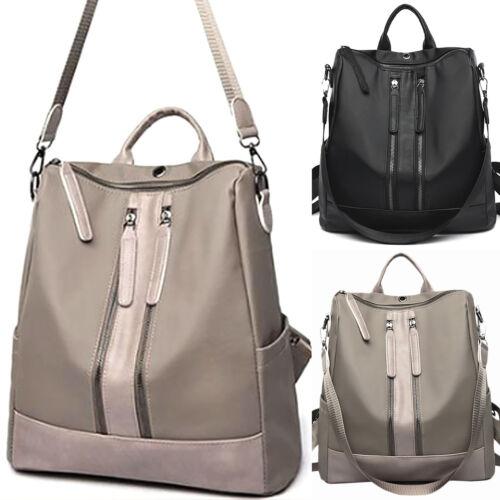 Damen Rucksack Schultertasche Backpack Rucksäcke Anti Diebstahl Ranzen Taschen