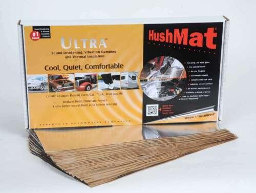 20 pc 12in.x23in Silver HUSHMAT 10401 Ultra Floor//Dash Kit