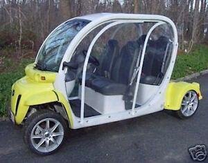 Image is loading Soft-Doors-For-All-4-Passenger-Gem-Car- & Soft Doors For All 4 Passenger Gem Car Makes u0026 Models | eBay
