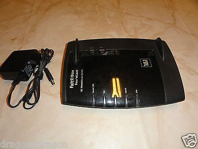 /avm Fritz! Box Fon Wlan 7360sl Homeserver 50000dsl Wlan Router, 2j. Garanzia- Servizio Durevole