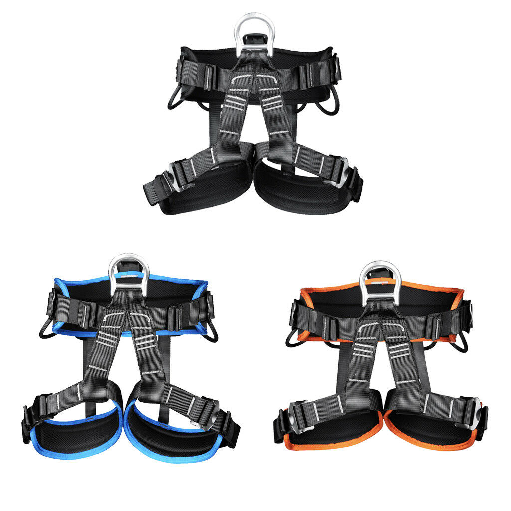 Climbing Safety Harness  Tree Working Safety Belt Climbing Harness Rappelling  the lowest price