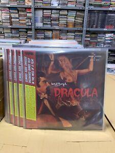 Dracula LP + DVD The Dirty Old Man USA 2021