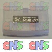 Nintendo Gameboy Advance Purple Glacier (gba) Battery Cover Lid Door