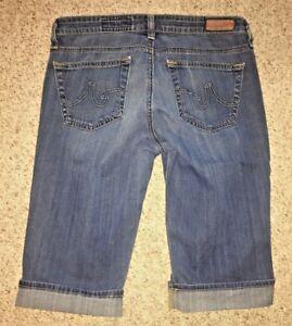 AG-Adriano-Goldschmied-Womens-Jeans-The-Malibu-Crop-Pant-Capri-Size-27R-X-12