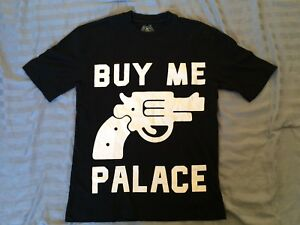 29326d1fce26 PALACE SKATEBOARDS BUY ME T-Shirt size Small Tri Ferg RARE Authentic ...