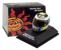 Minichamps Valentino Rossi Helmet - Motogp Assen 2007 1/8 Scale