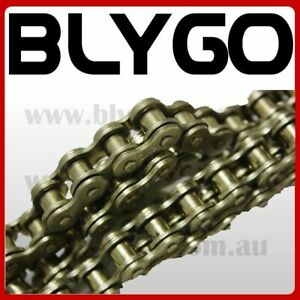 KMC-GOLD-420-106-Links-Drive-Chain-Joiner-Link-PIT-PRO-Quad-Dirt-Bike-ATV-Buggy
