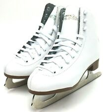 DBX Motion Figure Skates Girls Size 3