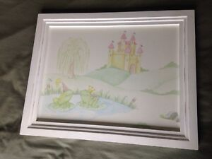 Image Is Loading Wendy Bellissimo Frogs Pond Castle Baby Nursery Kids
