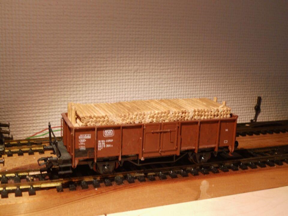 Modeltog, Kleinbahn Godsvogn, skala HO