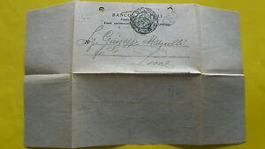 TARJETA-TOUR-DE-NAPOLI-1928-DESDE-LECCE-POR-CIUDAD-039-CON-EL-25-CENT-FLORAL-T162