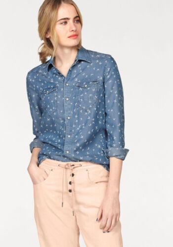 G-Star Jeansbluse »Tacoma straight shirt« blau KP 109,95 € SALE NEU!!