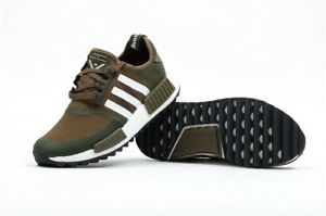 0955de1fa ... Adidas NMD WM Trail White Mountaineering CG3647 Trace Olive Mens Size
