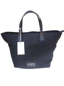 Caricamento dell immagine in corso handbags-Borsa -PATRIZIA-PEPE-Maxi-Shopping-Tessuto-Water- ac8ae20d38a