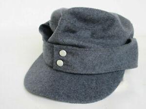 WH M43 Feldmütze Luftwaffe Wehrmacht Erel Field Cap Uniformmütze Wehrmacht WWII