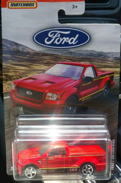 2019 Matchbox Ford F-150 Lightning (Walmart Excl. Ford ...