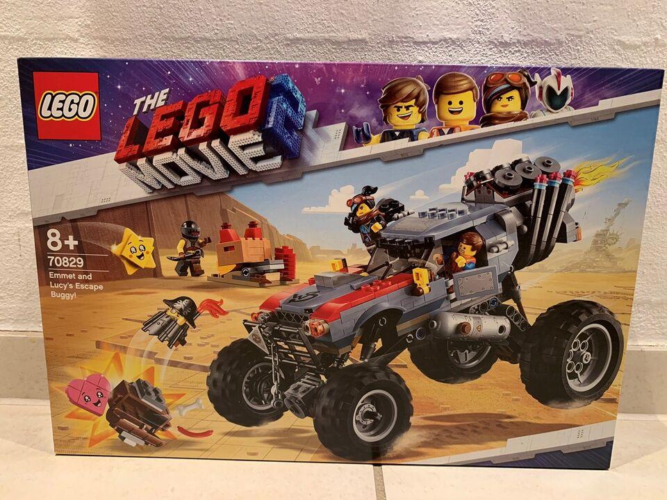 Lego Movie, 70829