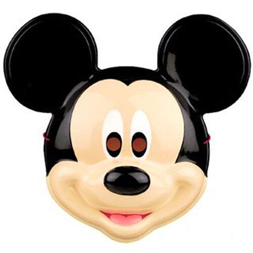 Japonais Présage Disney Mickey Mouse Plastique Jouet Masque Neuf
