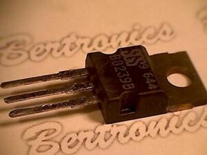 BD239B  [5pcs]  transistor  orig. SGS  TO-220  (you get 5 pcs.)