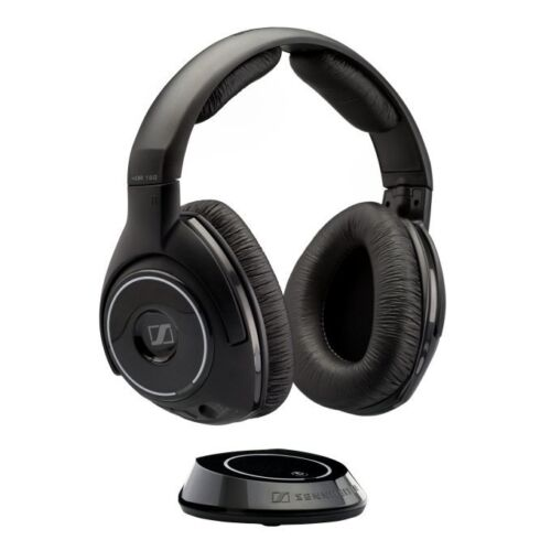 Sennheiser RS160 Over-Ear Digital RF Wireless DJ Headphones
