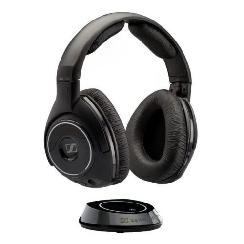 Sennheiser RS160 Over-Ear Digital RF Wireless DJ Headphones