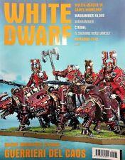 White Dwarf Mensile Novembre 2012 Games Workshop [ITALIANO]
