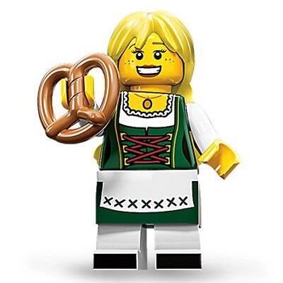 NEW LEGO MINIFIGURES SERIES 11 71002 - Pretzel Girl