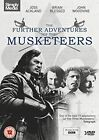 Further Adventures of The Musketeers 5019322664147 With Joss Ackland DVD