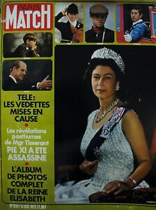 Paris-Match-No-No-1201-Elizabeth-II-Queen-England-Pope-Pie-Xi-Assassination-1972