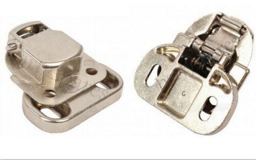 2 X CANDY intégré machine à laver charnière de porte d/'armoire 92784297