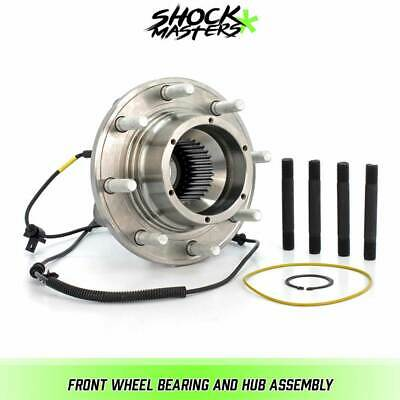FRONT HUB /& WHEEL BEARING FOR FORD F-150 2005-2009 4WD 7-STUD WHEELS