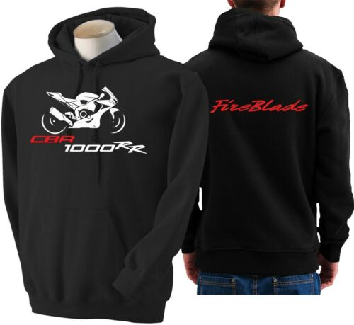 Felpa per moto Honda CBR 1000rr hoodie sweatshirt hoody 1000 RR 2017 sweater