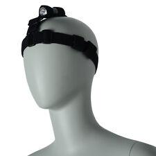 Nylon Head Strap Headband For 18650 Flashlight Headlight Lamp Torch Headlamp