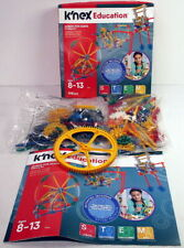 2 K/'NEX Gonzo for Gears Ages 8 Engineering Education Toy Building Sets 198pc for sale online