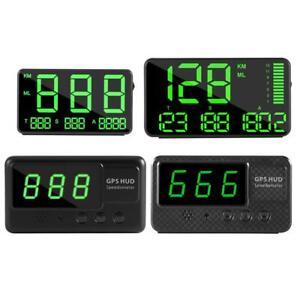 Ahomi-C80-Digital-GPS-Tachometer-Auto-HUD-Head-Up-Display-Geschwindigkeitsw-SL