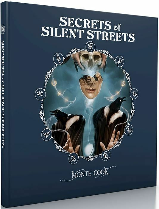 Invisible Sun RPG - Secrets of Silent Streets