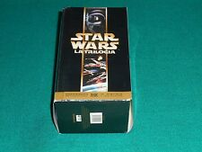 Star Wars. Original Trilogy (Cofanetto 3 VHS) videocassette usate