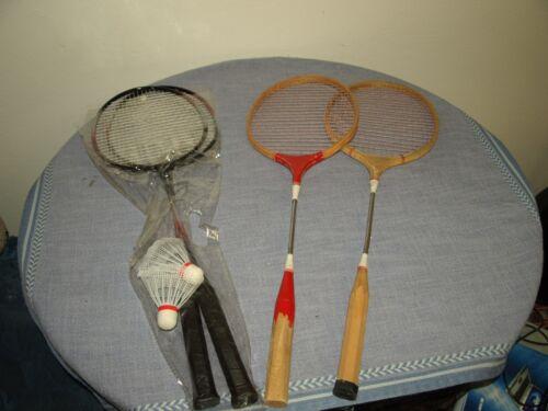 pro Stck 6.00 € Badmintonschläger einzeln oder im Set
