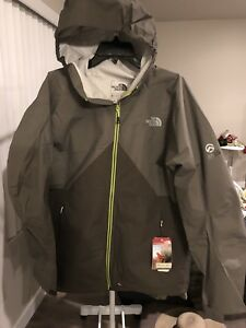 eb0daa3e8 Details about Limited Edition The North Face Fuse Originator Waterproof  Rain Jacket Men's L