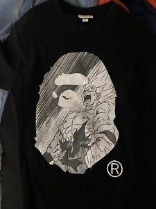05872f5e Bape Dragon Ball Z GokuT-shirt Small a bathing ape   eBay