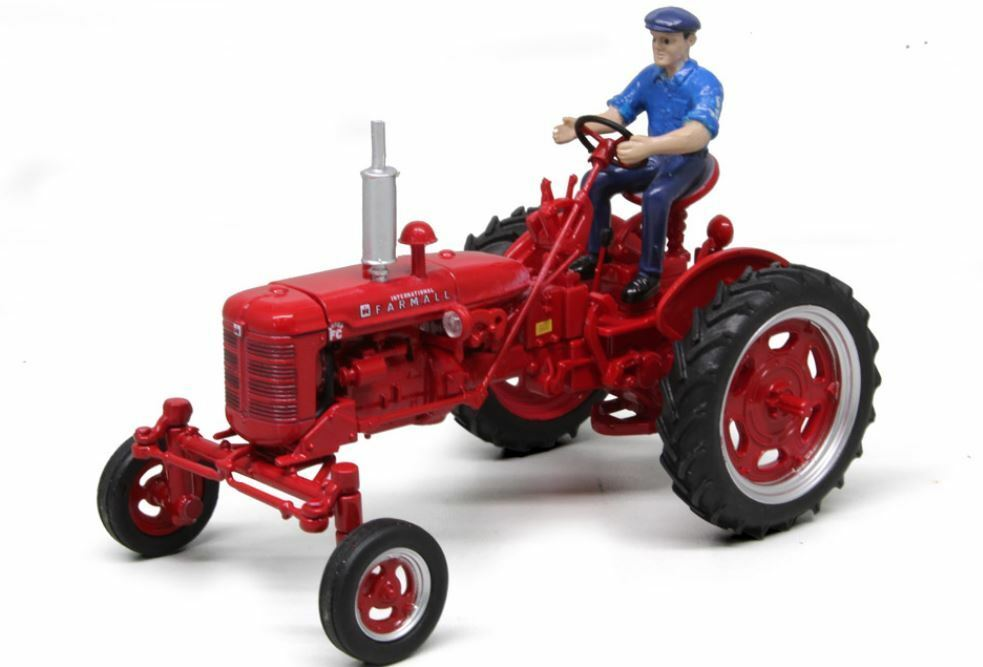 en venta en línea IH Farmall súper Fc w    Driver Vintage Tractor 1 32 Model REPLICAGRI  muy popular