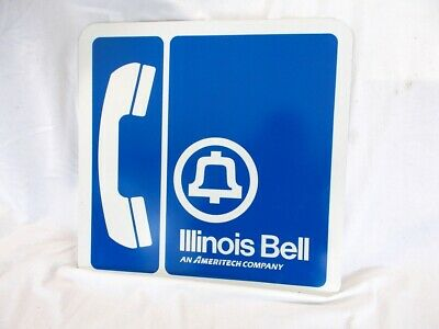Illinois Bell Sign