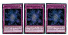 Yugioh Maximum Crisis 3 x Dunkler Vertrag mit der Ewigen Finsternis MACR-DE068